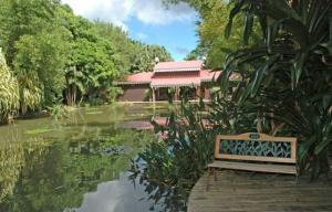 Le jardin Botanique et la maison de Coluche