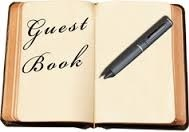 Holiday accommodation Guestbook