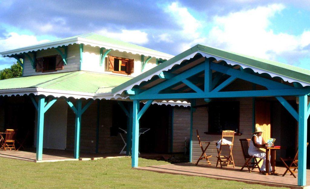 Renting villa lagon bleu